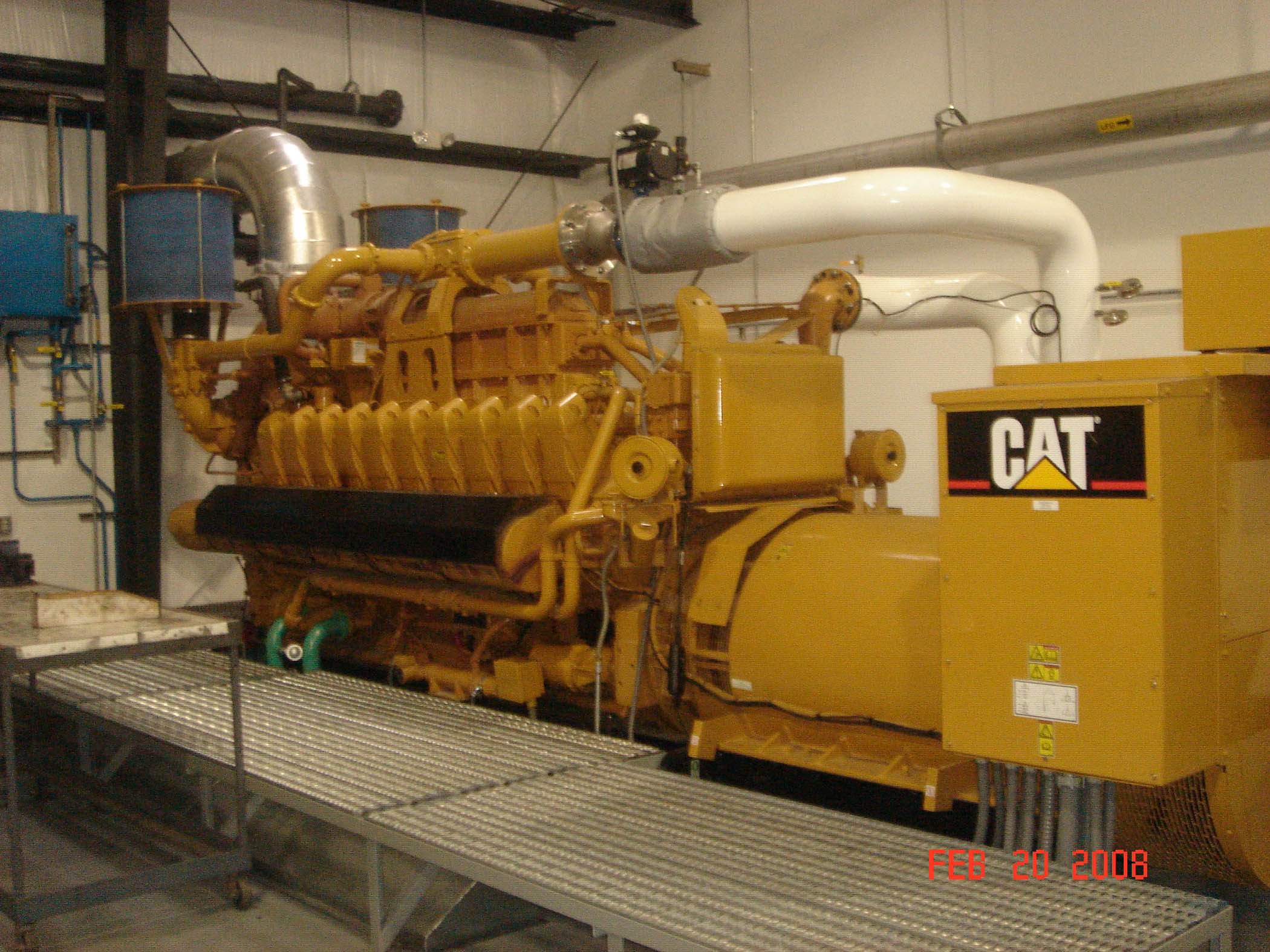 Ve able Process bined Heat & Power CHP COGEN – Covert
