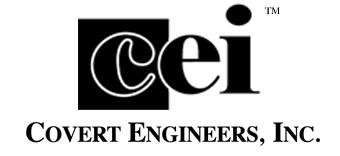 Covert Engineers, Inc.